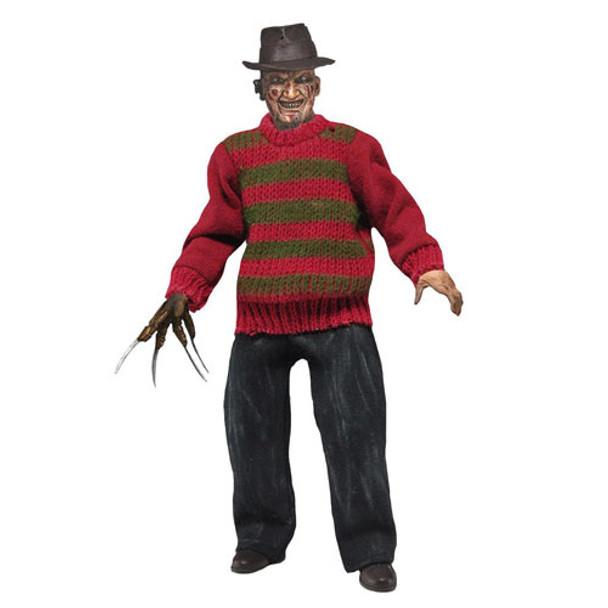 Nightmare on Elm Street Freddy Krueger 8-Inch Retro Action Figure