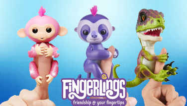 Shop Fingerlings Merchandise