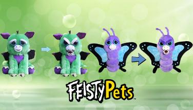 Shop Feisty Pets Merchandise