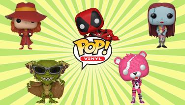 Shop POP! Merchandise