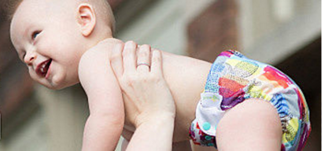 Save Money! How to Get Started with Cloth Diapers