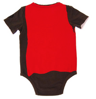 Mini Shatsu Super Camper Short Sleeve Bodysuit back