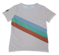 Mini Shatsu Classic Convertible Short Sleeve Tee back