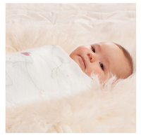 aden + anais Lovely Classic Cotton Muslin Multi Purpose Swaddles