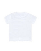 Bellybutton Organic Cotton T-Shirt 1/4 Sleeves, Bright White