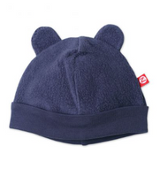 Zutano Cozie Fleece Hat, Navy-N