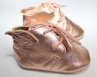 Easy Peasy Hand-crafted Butter-Soft Leather Shoes, Mexi Pink