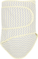 Help your baby sleep better than you ever imagined with this 100% cotton knit Miracle Blanket®.