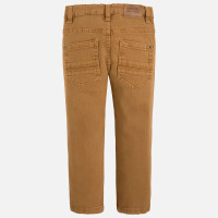 Mayoral Boys Faded Trousers, Macadamia