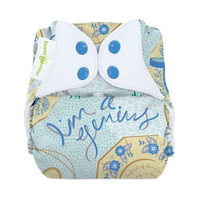 bumGenius Freetime All-in-One Cloth Diaper, Austen