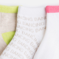Mayoral Socks Set of 3, Lime