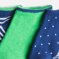 Mayoral Boy Socks Set of 3, Arugula