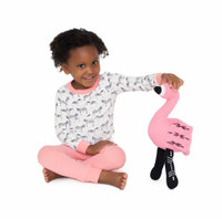 "Finn + Emma 15"" Big Buddy - Flamingo Zoe"