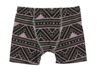 Kickee Pants Boxer Briefs Set of 2 - Birds of Kenya & African Pattern