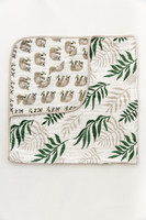 Clementine Kids Jungle Fern Reversible Quilt
