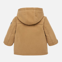 Mayoral Baby Boys Trench Coat - Croissant