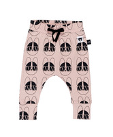 Huxbaby Organic Cotton French Shades Drop Crotch Pant