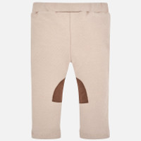 Mayoral Baby Girls Trousers - Beige