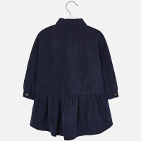 Mayoral Girls Dress - Denim