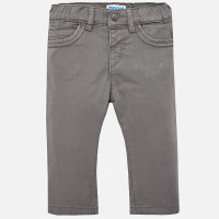 Mayoral Baby Boys Twill Trousers - Storm