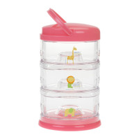 Innobaby Packin' SMART® 3-Tier Stackables - Strawberry Sorbet