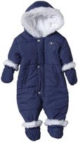 Absorba Microfiber Navy Snowsuit
