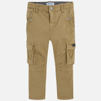 Mayoral Boy Cargo Pants - Toasted