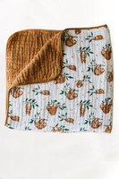 Clementine Kids Slow Living Reversible Quilt