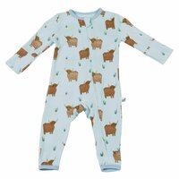 Free Birdees Season 1 - Highland Cattle Coverall