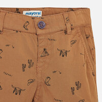 Mayoral Boys Bermuda Shorts - Haze