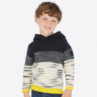Mayoral Boys Navy Blue Sweater