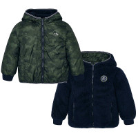 Mayoral Boys Moss Reversible Jacket