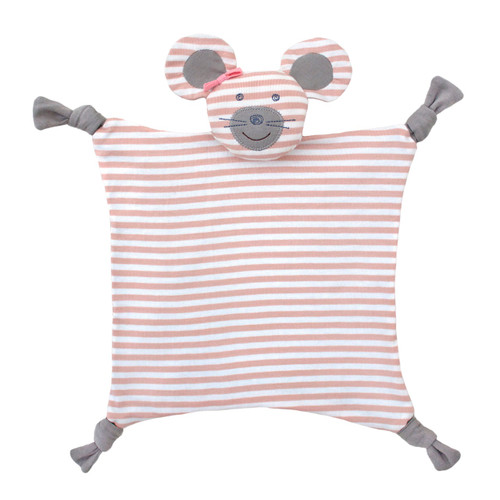 Apple Park - Organic Cotton Ballerina Mouse Blankie