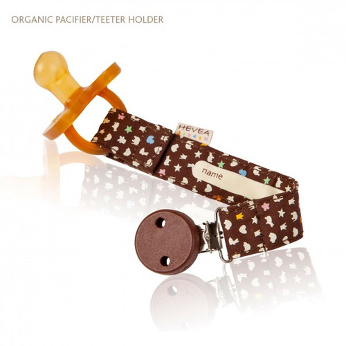Hevea - Organic Cotton Pacifier Holder