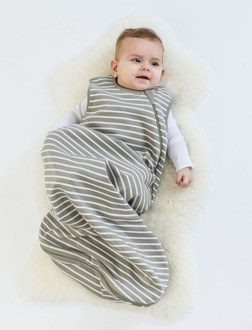 Woolino Baby Sleeping Bag - Earth