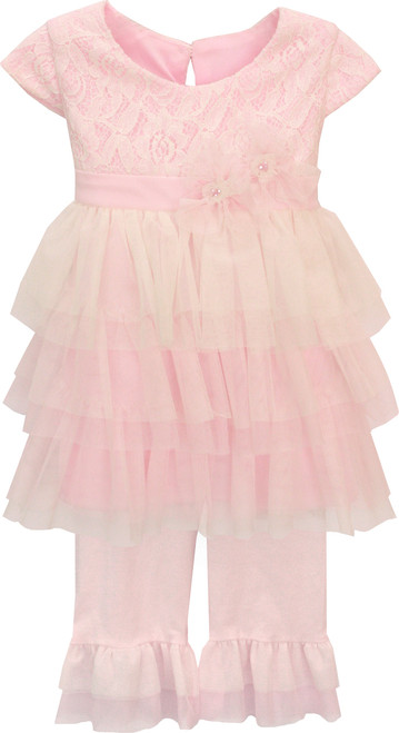 Isobella and Chloe, Fairies Two Piece Pant Set