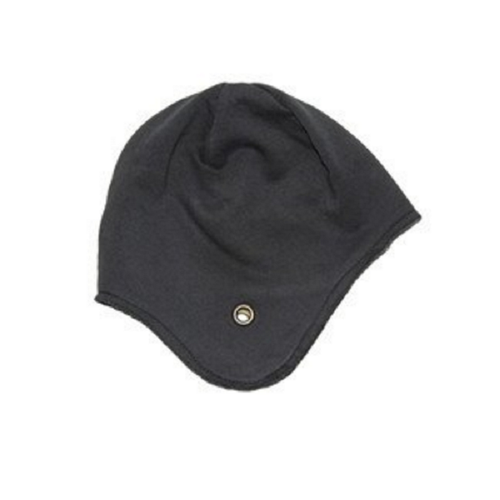 Go Gently Fleece Aviator Hat, Charcoal