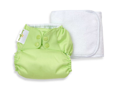 bumGenius Original 5.0 Cloth Diaper, Grasshopper