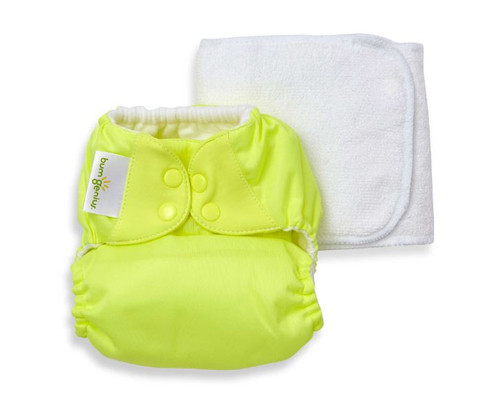 bumGenius Original 5.0 Cloth Diaper, Jolly