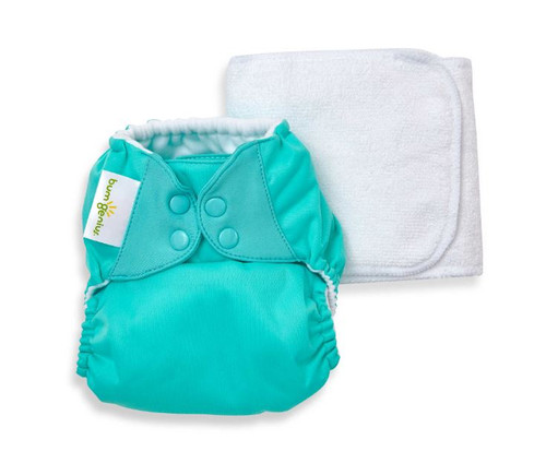 bumGenius Original 5.0 Cloth Diaper, Mirror