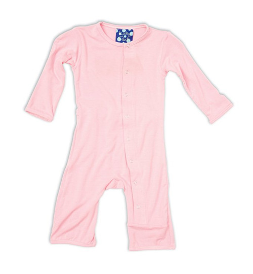 Kickee Pants Basic Coverall, Lotus