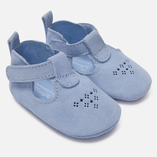 Mayoral Baby Boys Sandals, Indigo