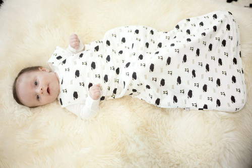 Kyte Baby Printed Sleep Bag - Pasture 1.0