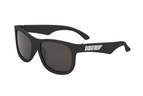Babiators Nondestructable UV Protected Sunglasses - Black Ops