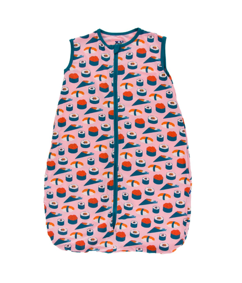 Kickee Pants Lightweight Sleeping Bag - Lotus Sushi