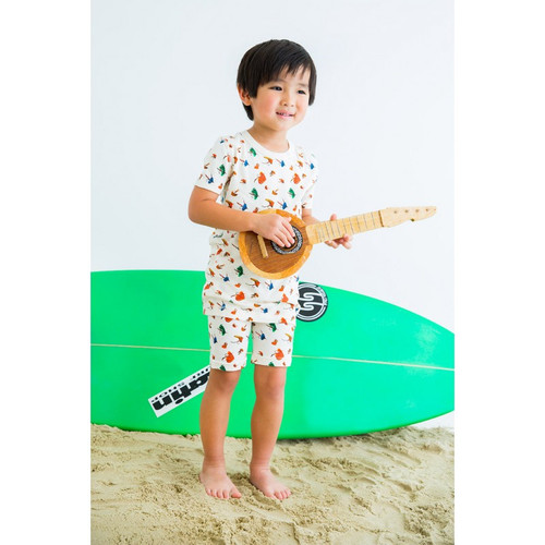 Skylar Luna Flyfishing Short Sleeve Pajamas