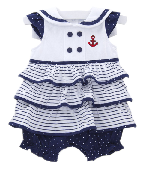 Le Top Tiered Nautical Bubble - Anchor