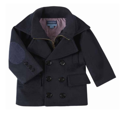 Andy & Evan Shipped Out Pea Coat