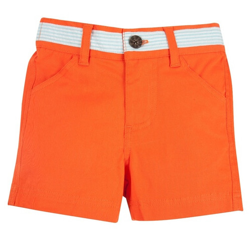 Andy & Evan License-To-Twill Shorts - Orange