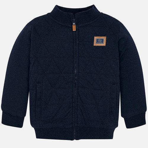 Mayoral Boys Padded Sweatshirt - Night